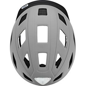 ABUS Hyban Cykelhjelm, concrete grey